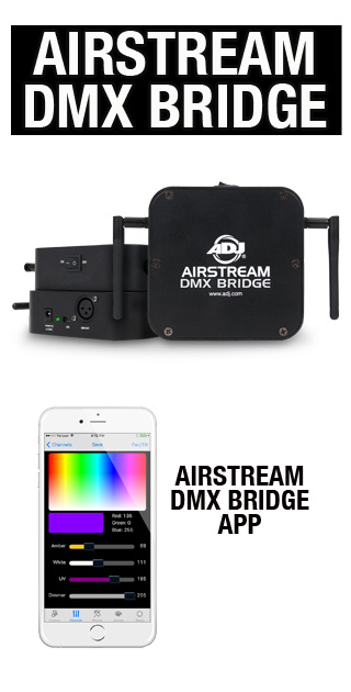 Airstream DMX Bridge